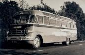De bus op de foto is wagen nummer 4 van de GATO. Het is een DAF met Medema carrosserie. De bus kreeg in of na 1952 het voertuiggebonden kenteken NB-19-87.