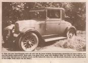 Willys-Overland type Whippet 96 coupé uit 1926-1928. Kenteken B7947,N.V. Gorredijkster Stoomolieslagerij, Gorredijk, gemeente Opsterland. Afgegeven: 17-7-1924