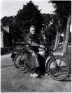 De berijder van deze motor is Engbert Zwaga, geboren 04-07-1911 Ureterp, overleden 23-08-2000 Gorredijk, ongehuwd.  De motor werd hoofdzakelijk gebruikt voor weekend bezoek van Warga (hij was werknemer bij de Frico aldaar) naar Nij Beets waar een broer woonde en vervolgens naar Kortezwaag waar zijn vader woonde.   (Bron: B. Zwaga, Gorredijk.)Engbert Zwaga, Warga, gemeente Idaarderadeel (Grote Buren 207). Afgegeven: 12-7-1938  -Engbert Zwaga, Kortezwaag, gemeente Opsterland (no. 280). Afgegeven: 17-7-1945 (Duplicaat)