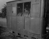 Locomotief nummer 21.