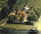 Het huis waar de familie Lammert Moll woonde, en waar al de 11 kinderen zijn geboren (foto via Anneken Freihals-Bouwer)