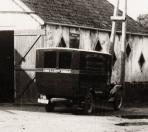 Jan Zwart, Gorredijk, gemeente Opsterland. Afgegeven: 12-5-1928. Bron: Groninger Archieven)