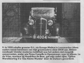 G.L. de Jong, Kortezwaag, gemeente Opsterland. (Afgegeven tussen 1 november 1920 en 1 februari 1922.) Bron: Tresoar