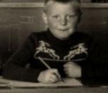 Schoolfoto Anne Veenstra O.L.S.Kortezwaag