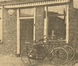 KOELSTRA 's Goedkoope Rijwielhandel, Kerkewal.
