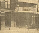 F.G. LANDMETER, Meubelmagazijn, Z.W.Dubbele straat.