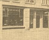 H. HERINGA, Smederij, Kachelmagazijn, Z.W.Dubbele straat.
