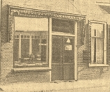 R. MULDER, Brood- en Banketbakkerij, Langewal.