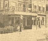 G.H. BOELENS, Rijwielhandel, Sigaren, N.O. Dubbelestraat.