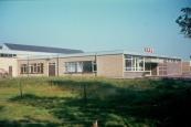 KROM chemische wasserette 1969