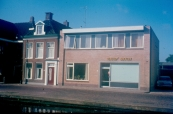 Bakkerij Verloop 1969.