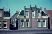 1967, met op de achtergrond de kerk.