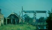 Oude brug over Dwersfeart, 1968