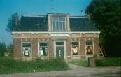 De Iepen Doar, 1972 De Iepen Doar was in die tijd een clubhuis voor de jeugd.