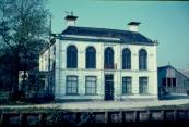 Het voormalige huis van Engbert Posthumus 1967