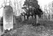 Het graf van Michael Jacobs Hes op de Joodse begraafplaats aan de Dwersfeart te Kortezwaag. Hij overleed op 3 februari 1889 op 68 jarige leeftijd.