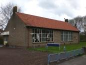 Voorzijde  voormalige C.V.O.school 2010