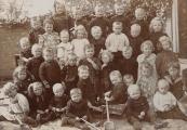 Bewaarschool, foto via H.de Boer