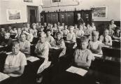 Openbare Lagere school Gorredijk 1935