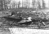 In de oudejaarsnacht van 1981 werd een noodgebouw van de Burgemeester Harmsmaschool in brand gestoken. In dit gebouw werden biologie, natuurkunde en scheikunde lessen gegeven.