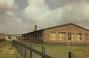 Ambachtschool gebouwd in 1950