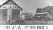 De tramlijn Heerenveen - Drachten werd in 1948 opgeheven, De opleggerbussen van de Nederlandse Tramweg Maatschappij vervoerden voortaan de passagiers.