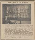 10) Uit de krant van 22-08-1948. Aant Heida bij zijn tropeeën.
