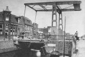 De Gerk Numan brug werd in september 1948 officieel in gebruik genomen.