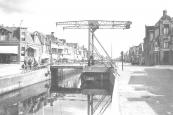 De hoofdbrug in 1941.
