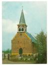 Kerkje Kortezwaag aan De Leijen.
