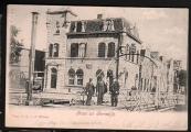 Het oude postkantoor bij de Hoofdbrug.