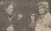 1963 Oktober, Even proeven hoe de oliebollen zijn.