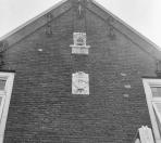 Voorgevelsteen Brouwerswal 68  (foto van der Wall)