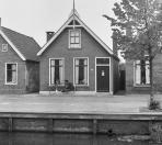 Voorgevel Molenwal 34, 1969   (foto van der Wal)