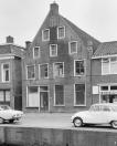 Voorgevel Molenwal 3  1967, (foto van der Wal)