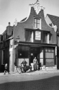 Woonhuis Hoofdstraat 1949, (foto van der Wal)