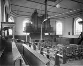 Interieur NH Kerk 1959  (foto Delemarre)