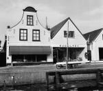 Voorgevel Kerkewal 11 1967 (foto H.M. van den Berg)