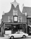 Voorgevel Hoofdstraat 40  1967 (foto van der Wal)