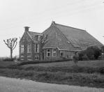 Gevel Dwarsvaart 11  1969  (foto van den Berg)