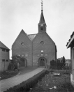 Exterieur NH Kerk  1959, (foto Dellemarre)