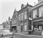 Straatzijde Brouwerswal 11  1969, (foto van der Wal)