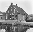 Voorgevel Brouwerswal 68  1969, (foto van der Wal)