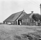 Linkerzijde Dwarsvaart 11  1969, (foto van der Wal).