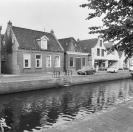 Voorgevels overzicht Kerkewal 11-14  1969, (foto van der Wal)