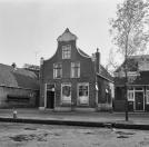 Vooraanzicht Brouwerswal 7  1967, (foto van den Berg)