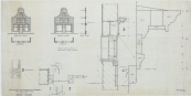 Plan voor gevelwijziging Hoofdstraat 43  1964