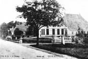 In 1903 liet de veehouder en koopman Hate de Boer deze boerderij bouwen.