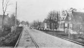 Rond 1850 stond er al een boerderij aan de linkerkant van de Hegedyk. Het was tevens het woonhuis van de in 1830 daarachter gebouwde korenmolen. De molen werd in 1928 afgebroken.