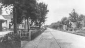 De Hegedyk behoorde lang tot het dorpsgebied van Kortezwaag.